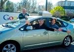 Google self-driving car 2011